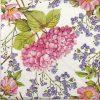 Paper Napkin - Pink Hydrangea