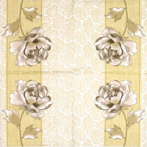 Paper Napkin - Bella Crema