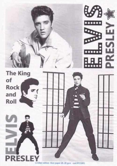 Rice Paper - Elvis Presley