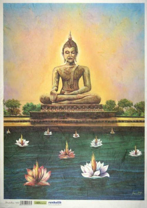 Rice Paper - Buddha