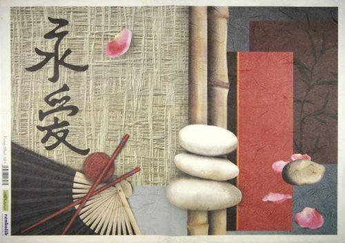 Rice Paper - Feng Shui