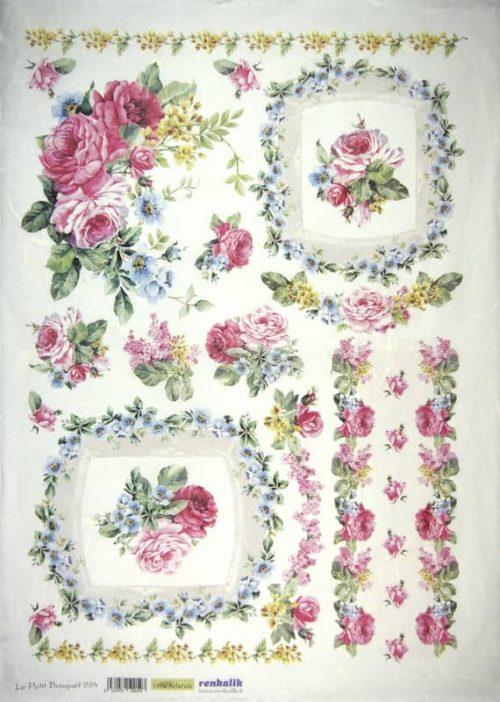 Rice Paper - La Petit Bouquet