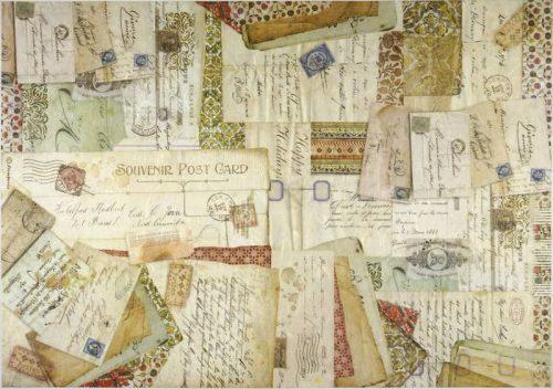 Rice Paper - Postcards