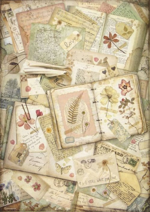 Rice Paper - Notebooks