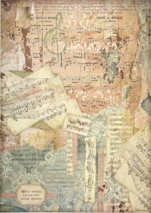 Rice Paper - Music