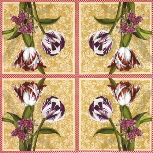 Paper Napkin - Valerie
