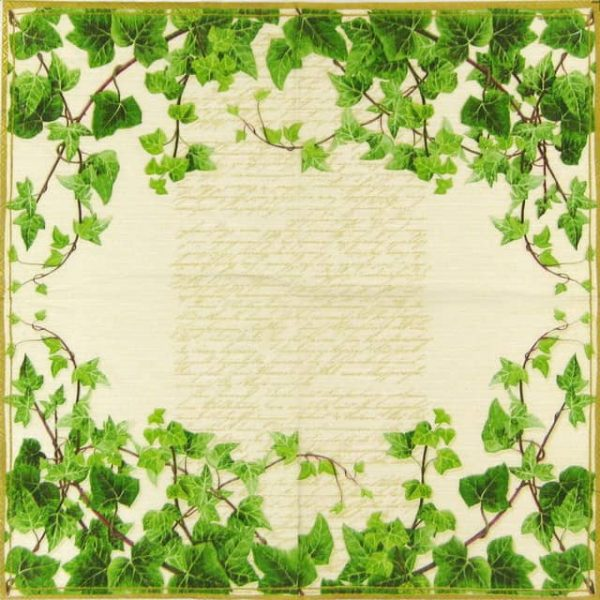 Lunch Napkins (20) - Tendril