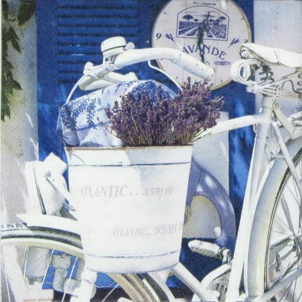 Lunch Napkins (20) - Summer Lavender