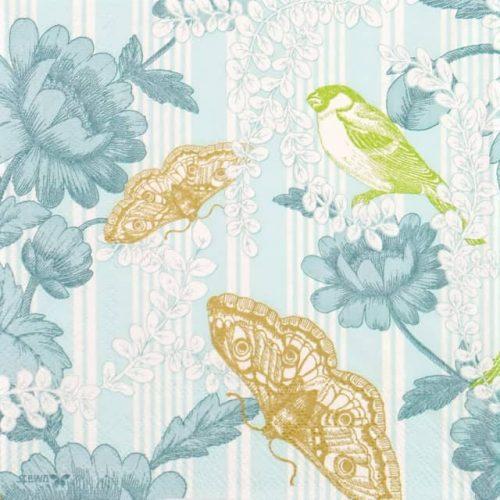 Paper Napkin - Mamori green
