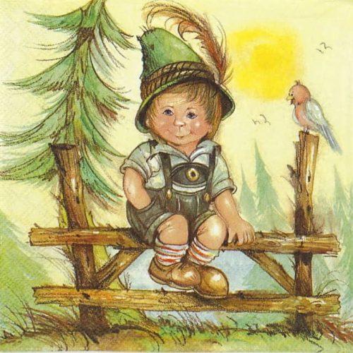 Lunch Napkins (20) - Little Josef