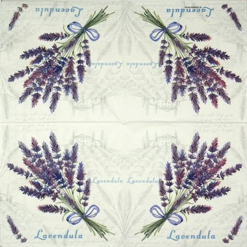 Lunch Napkins (20) - Bunch of Lavender (Copy)