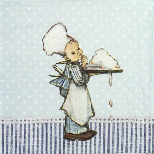 Paper Napkin - Baker