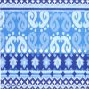 Paper Napkin - Amara Blue Ornament