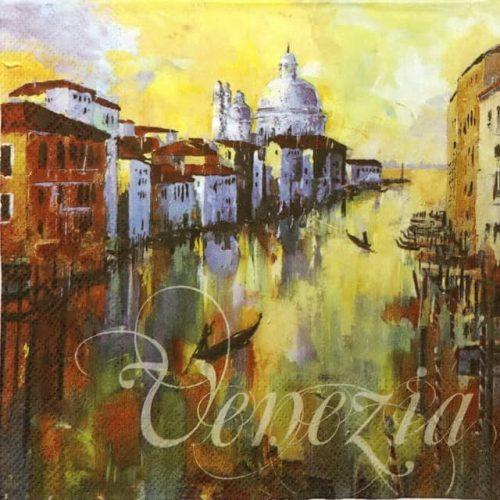Paper Napkin - Venezia
