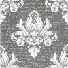 Paper Napkin - Barok Grey