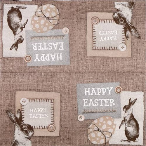 Lunch Napkins (20) - Happy Easter