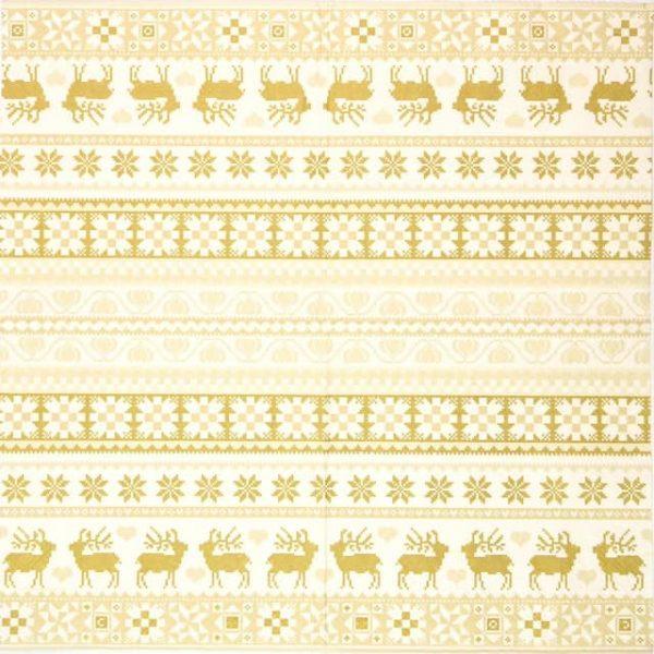 Paper Napkin - Scandinavian Theme