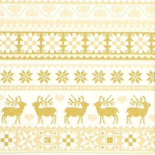 Paper Napkin - Scandinavian Theme - Ambiente