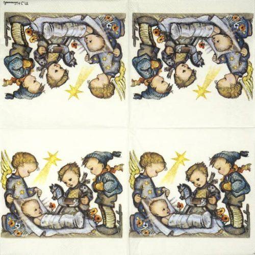 Paper Napkin - Gift for Jesus