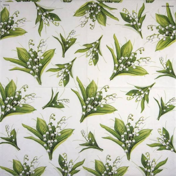 Lunch Napkins (20) - Lily