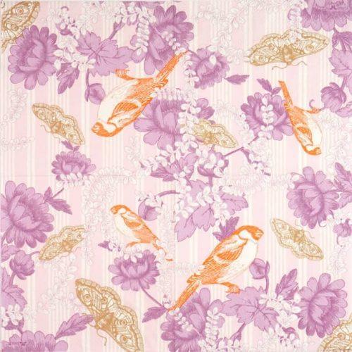 Paper Napkin - Mamori Lila