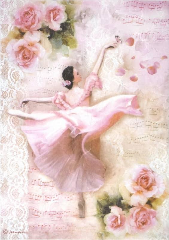 Rice Paper - Ballerina