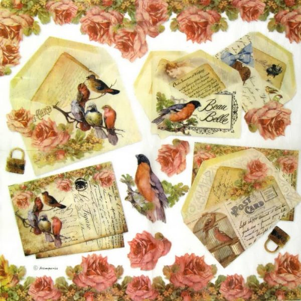 Rice Paper - Post Card