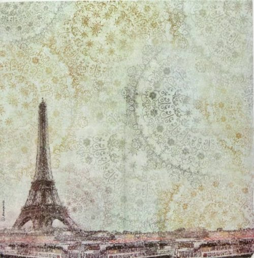 Rice Paper - Tour Eiffel