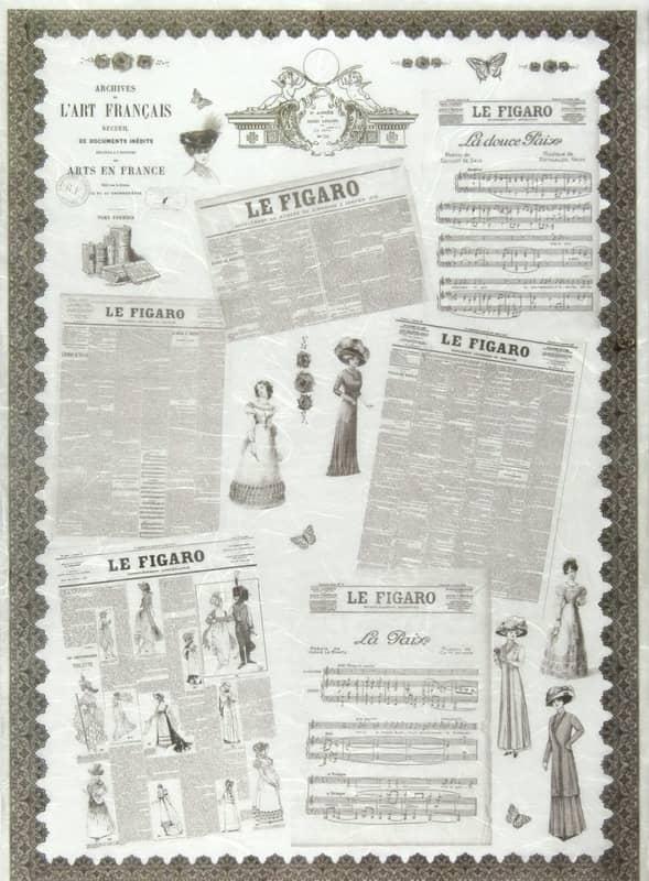 Rice Paper - Le Figaro-
