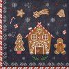 Paper Napkin - Gingerbread