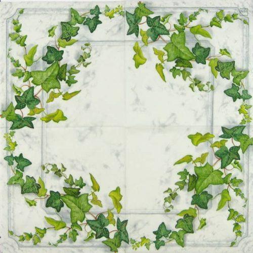 Paper Napkin - Efeuranke