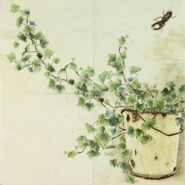 Paper Napkin - Mona Svärd: Ivy