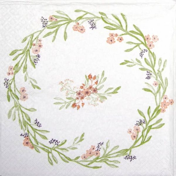 Paper Napkin - Mia: Just Married