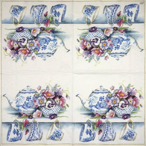 Paper Napkin - Fine Bone China