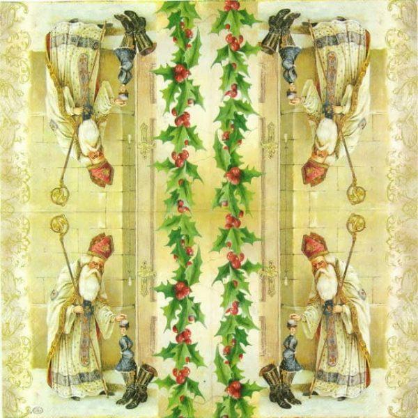 Lunch Napkins (20) - Sinterclaas