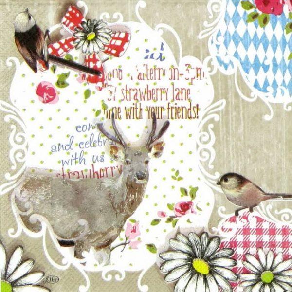 Paper Napkin - Bavarian party