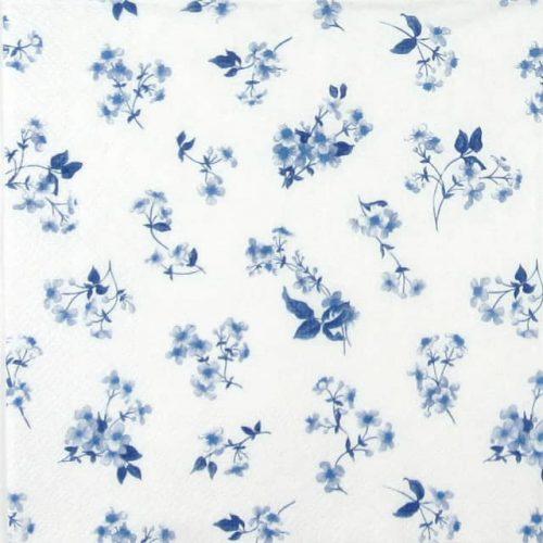 Paper Napkin - Bellina blue