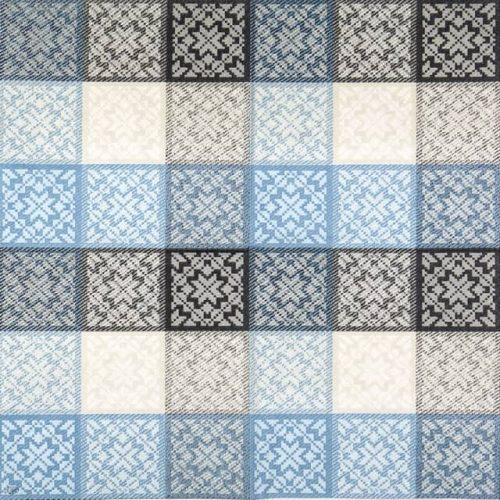 Paper Napkin - Brenda Blue