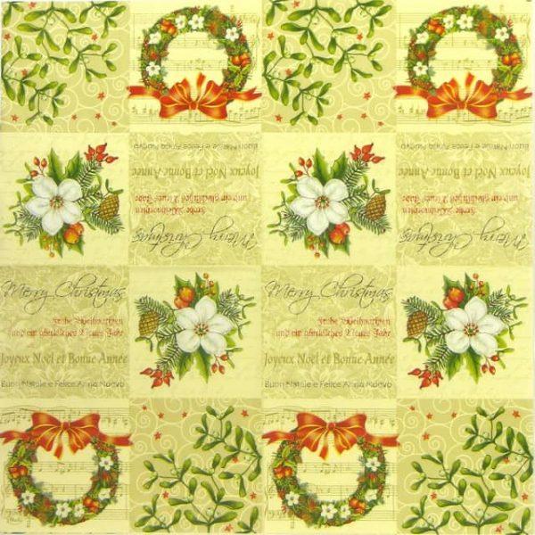 Paper Napkin - Christmas