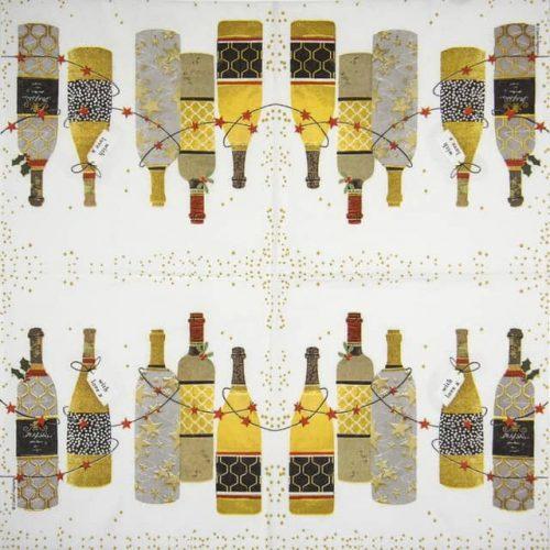 Cocktail Napkin - Carson Higham: Santé