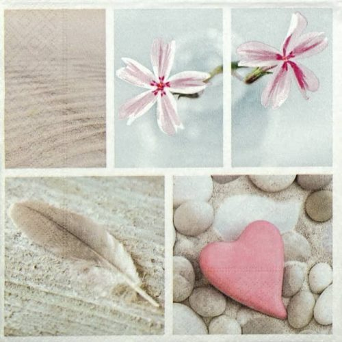 Paper Napkin - Silent Beauty