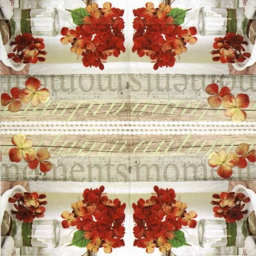 Paper Napkin - Autumn Moments