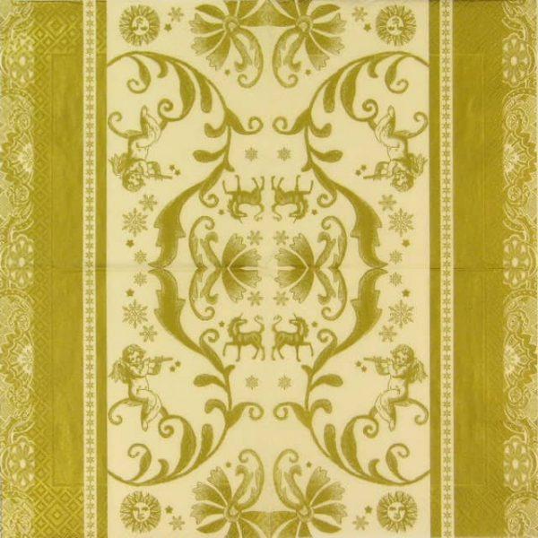 Paper Napkin - X-mas Elegance