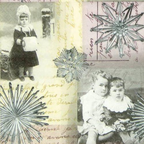 Paper Napkin - Old Memories