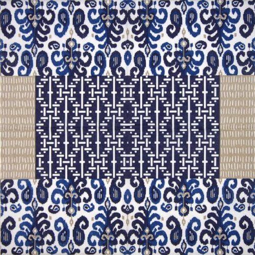 Paper Napkin - Patchwork