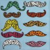 Lunch Napkins (20) - Wild Moustaches