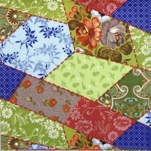 Lunch Napkins (20) - Patches