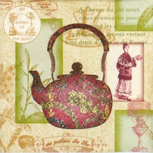 Paper Napkin - Asia Tea