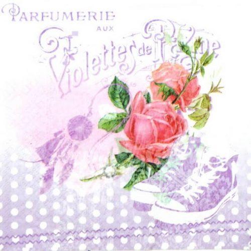 Paper Napkin - Parfumerie