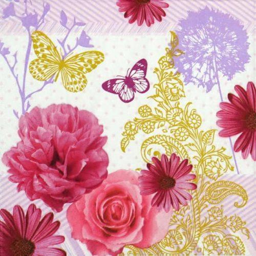 Paper Napkin - Charlene